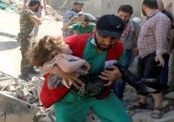 Aleppo-hospital-bombing