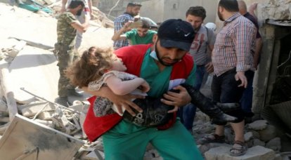 Aleppo-hospital-bombing