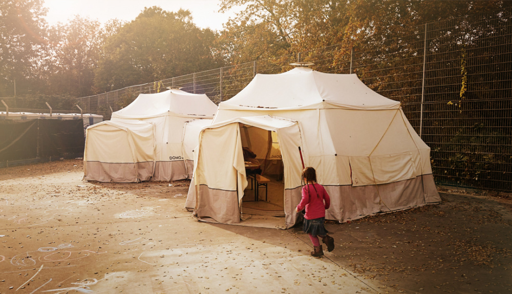 \'More Than Shelters\' has combined innovative architecture and social design to produce a temporary structure for housing refugees that is currently in use in Greece and Germany.