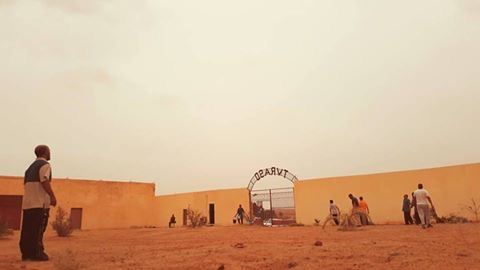 The Tindouf refugee camps are located in the desert of south Algeria