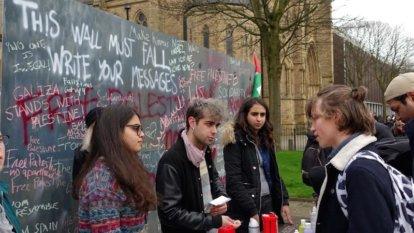 Pro-Palestine Students