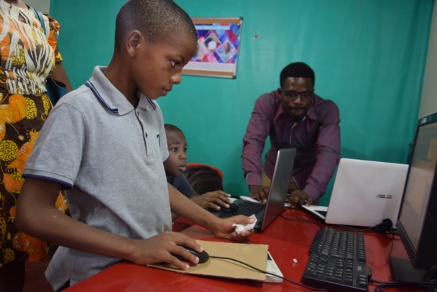 """Giving children the opportunity to enculture tech and entrepreneurship early on is important""."