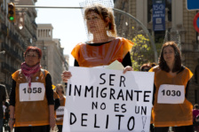 migrant detention centres spain