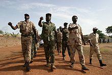 central africa rebel