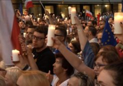 poland demo justice reform