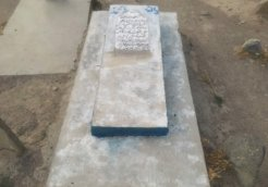 afghanistan women gravestone