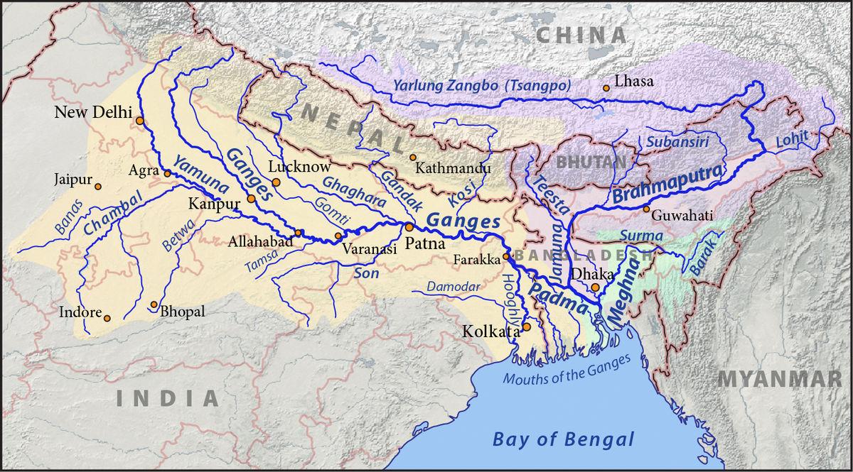 Ganges-Brahmaputra-Meghna