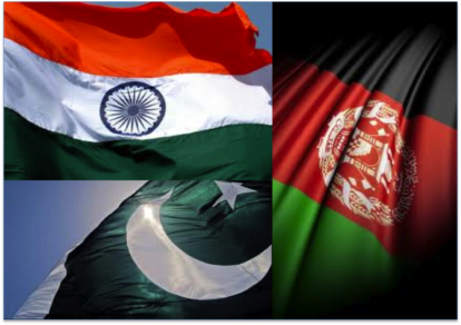 india pakistan afghanistan