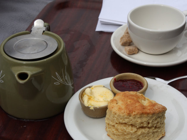 The UK has found a way around its cool climate and started producing his favourite beverage. There is a tea estate outside of Truro, in Cornwall and small tea farms have begun to pop up across Scotland, where the Scottish Tea Growers Association was formed in 2016. (Source: worldoftea.org)