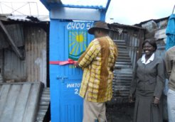 toilets kenya
