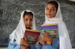 afghanistan school girls