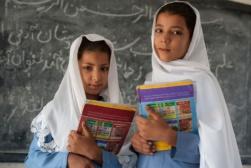 afghanistan school girls
