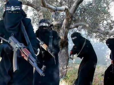 femal terrorists