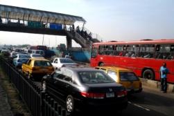 Lagos traffic
