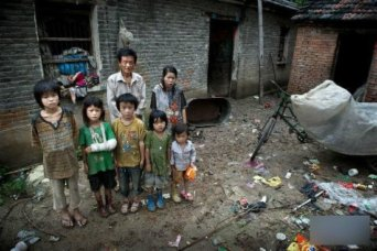 Chinese poverty