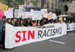 racism spain