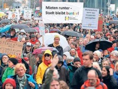 berlin march