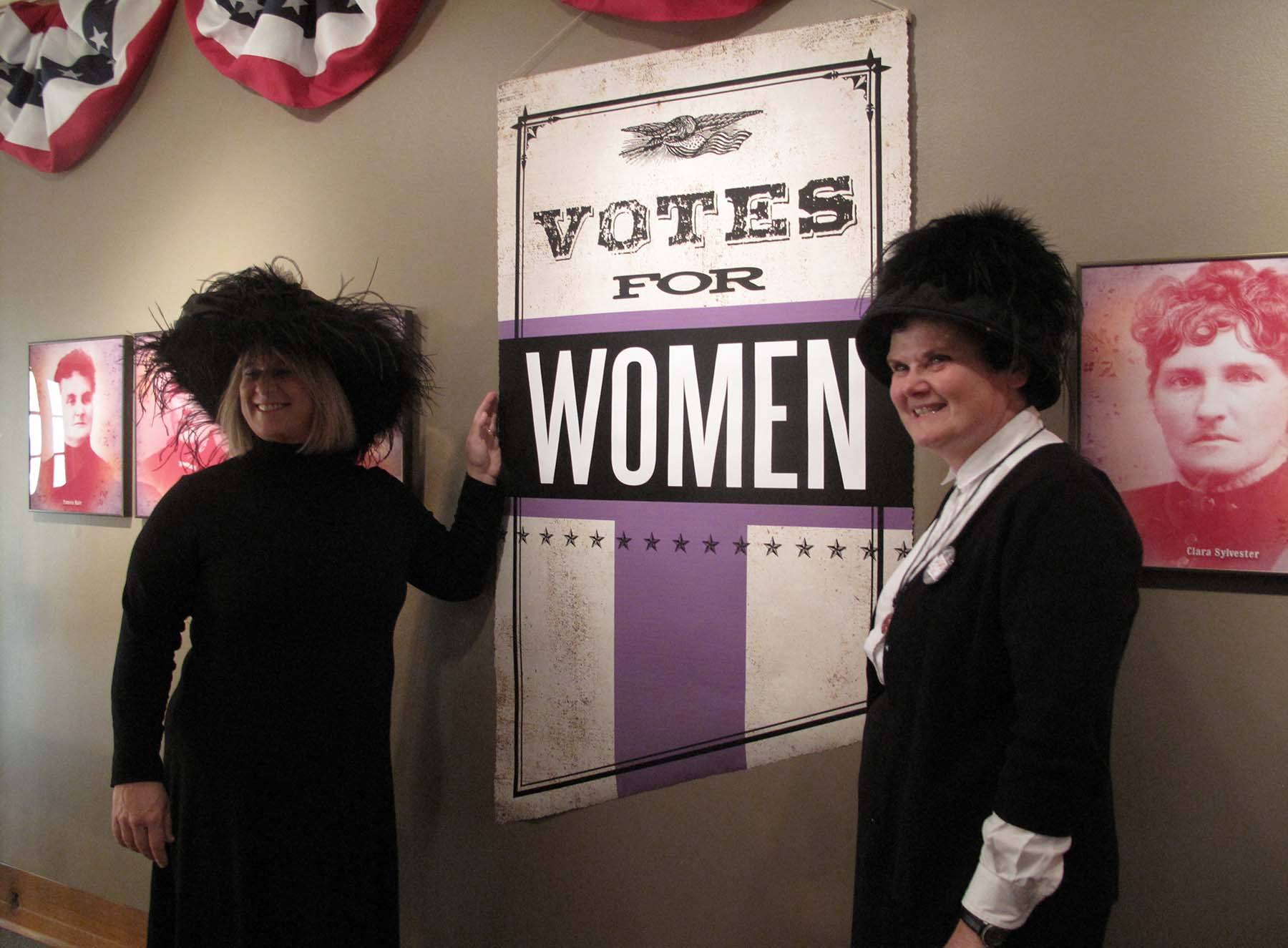 women vote uk