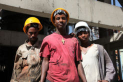 africa workers