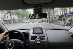 145/365-sp: driving in Paris