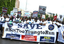 not too young to run nigeria