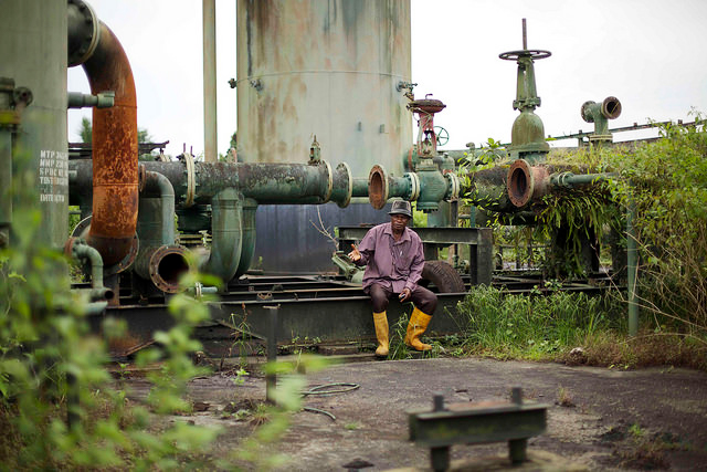 Eco-Crimes: Shell and the Niger Delta   FairPlanet