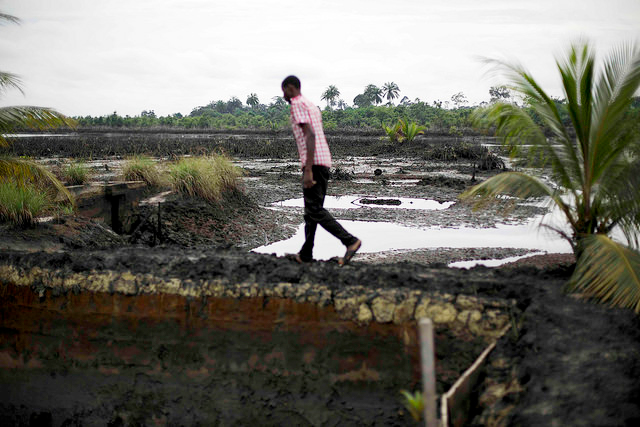 Eco-Crimes: Shell and the Niger Delta | FairPlanet