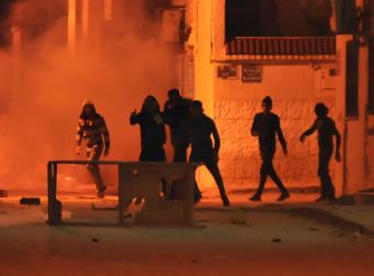 TUNISIA-SOCIAL-PROTEST
