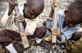 child labour congo