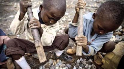 child labour congo