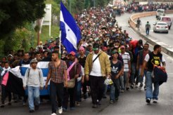 honduras refugee trump