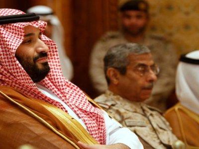 Mohammed bin Salman yemen