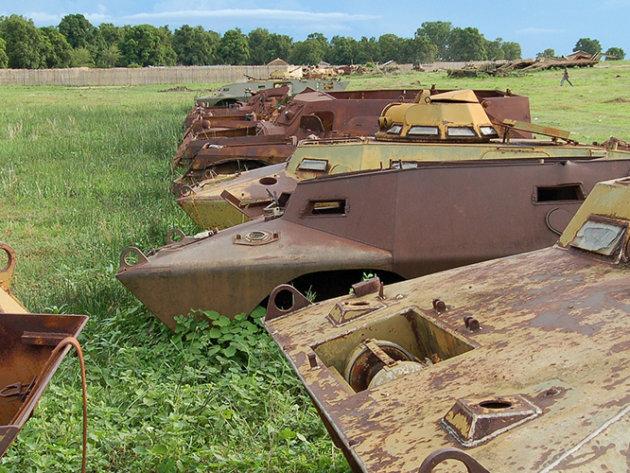 war environment