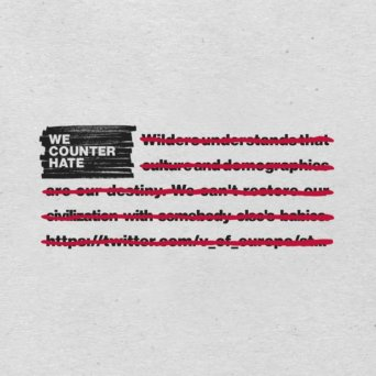 we+counter+hate+logo