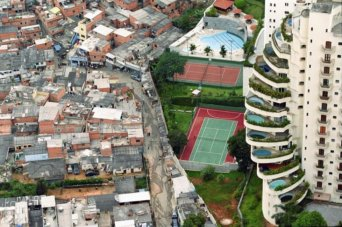 poverty wealth