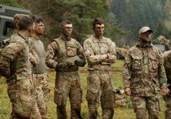 british army recruits