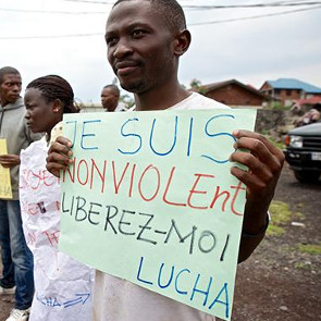 Support DRC's persecuted journalists and freedom fighters