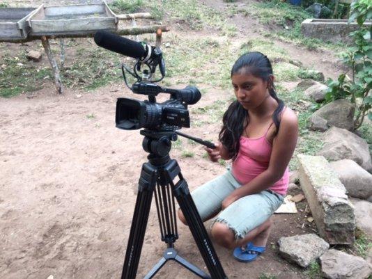 Edelsin Linette Mendez- director of My Beautiful Nicaragua