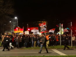pegida germany far right