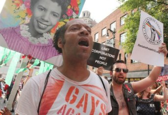 Join Reclaim Pride Coalition's alternative pride march in NYC this