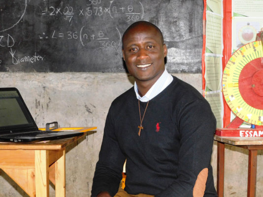\'This is Africa\'s time\', says Brother Peter Tabichi, Winner of 2019 Global Teacher Prize