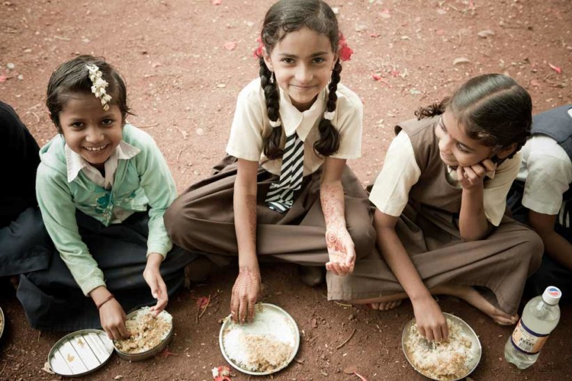 charity work india