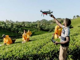 farm drones africa