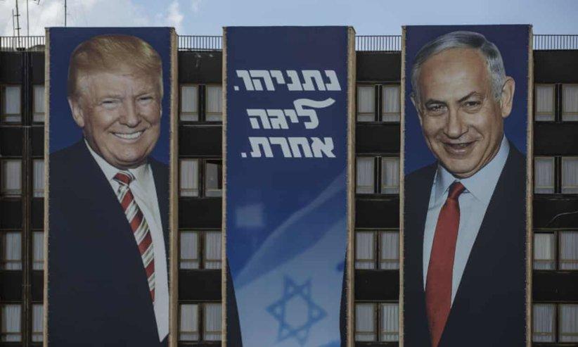 Netanyahu-Trump-elections