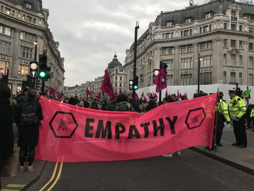 Extinction Rebellion Empathy