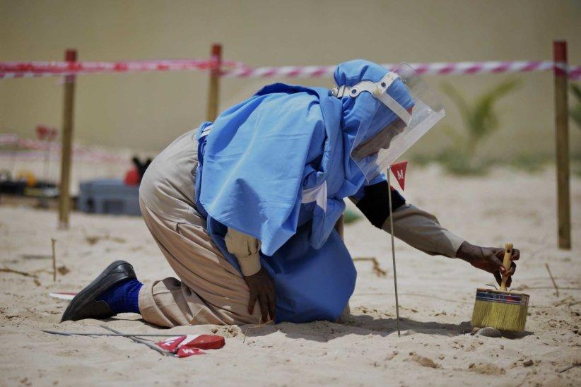 Landmines Zimbabwe