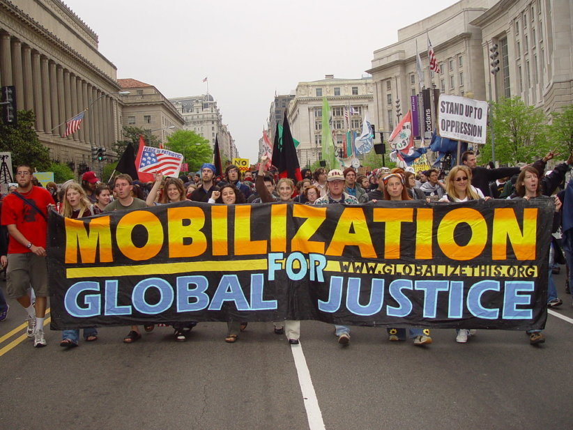 Global-Justice-US-March