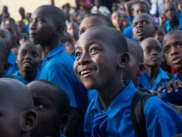 child, africa