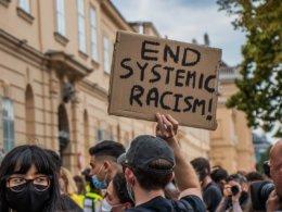 demi black live matter racism
