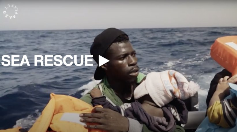 SEA RESCUE VIDEO PREVIEW